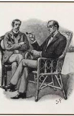 Original Sherlock Holmes Spank Fic by ocficgirl