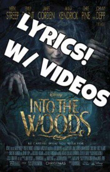 Into The Woods Lyrics