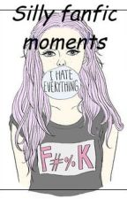 Fanfiction moments.  by rants-and-such