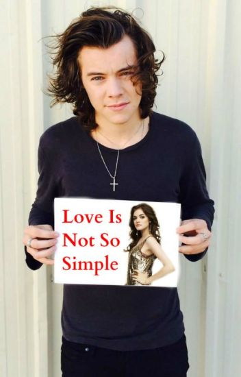 Love Is Not So Simple // H.S.