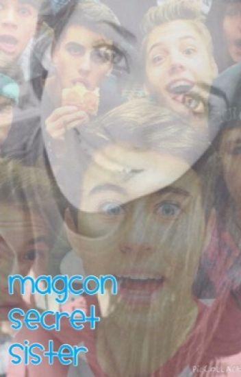 Secret magcon sister