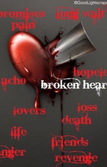 A little pain and a little heartbreak...