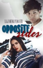 Opposite Sides (louis tomlinson y tu) by lajimenayenifer
