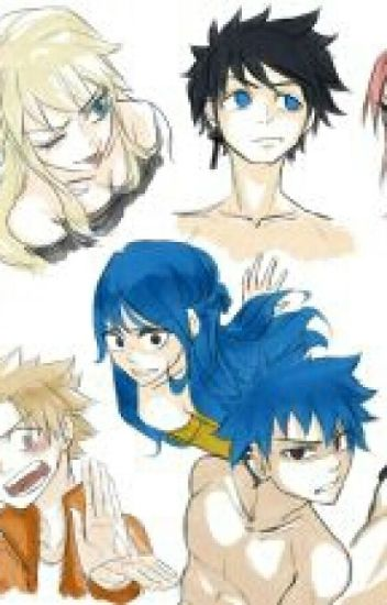 NewGen Fairy Tail FanFic
