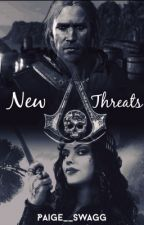 New threats (Assassins Creed Black Flag Fanfic) by paige__swagg
