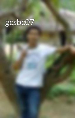 gcsbc07