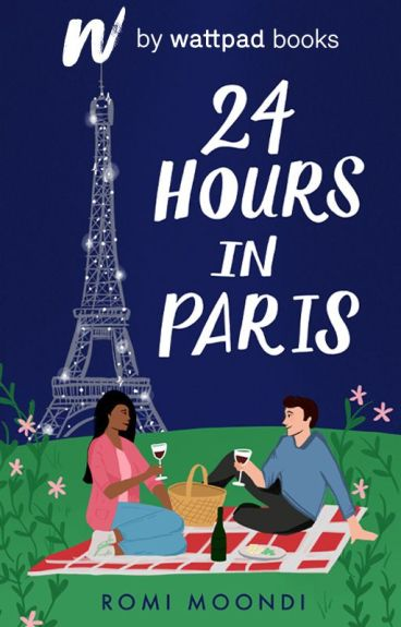 24 Hours in Paris (a love/hate story in the city of lights) by romimoondi