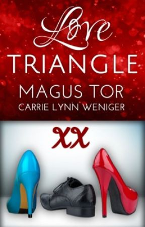 Love Triangle (Storyteller Cosmetics #1, A transgender romance, Lesbian Story) by MagusTor