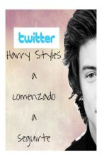 Twitter? harry styles. by CupcakeReader