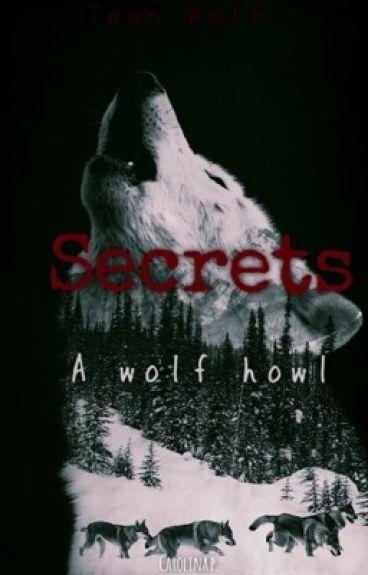 secrets (teen wolf- derek hale)