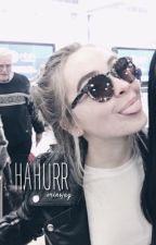 hahurr ▽ lucaya  by erinsjay