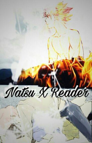 Natsu x reader ♡highschool♡