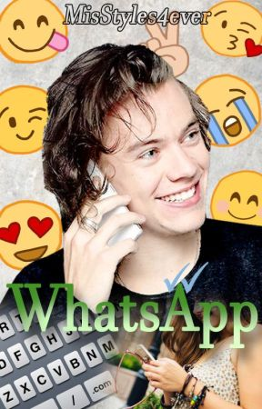 WhatsApp |H.S| by MisStyles4ever