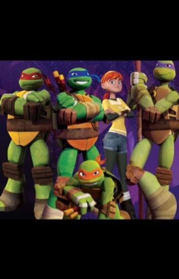 Teenage Mutant Ninja Turtles and the Angel - Phantom_Writer16 - Wattpad