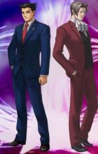 Turnabout Together: (Phoenix Wright & Miles Edgeworth) (being rewritten) by Dolphinmusic
