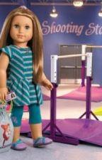 American girl dolls by desirey11