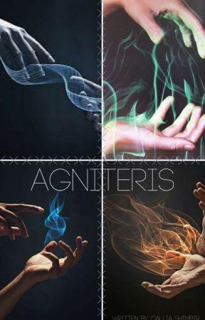 Agniteris by CalliaShimbir