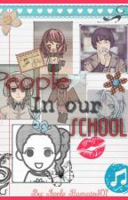 People in your school {COMPLETE} by Apple_Hamato107