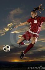 Soccer girl by elise143
