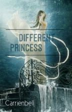 Different Princess by Carrienbell
