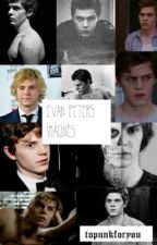 Evan Peters Imagines by topunkforyou