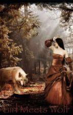 Girl Meets Wolf by Adam_Elijah