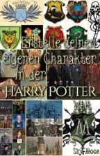 Erstelle deinen eigenen Charakter in der Harry Potter Welt by Sky-Moon