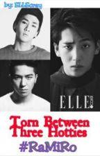 Torn Between Three Hotties by ELLEcray