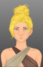 The dragon-born girl. by Creepygirl098t