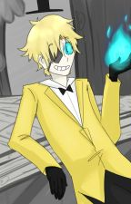 love? (bill cipher x reader) by phoenixhawk909