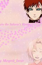 Where the Sakura's bloom by Mesprit_lover