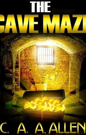 The Cave Maze: Wizardry Warrior Quest by OGChrisAllen
