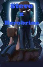 Steve x Herobrine by TPikachu