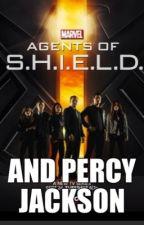 Percy Jackson And The Agents of S.h.i.e.l.d. by kmeyer11