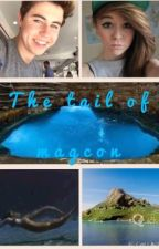 The tail of magcon by VampDTwins