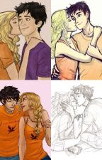 Percabeth at Goode by dianegrant123