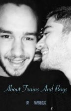 About Trains And Boys (Ziam OS) by paperlouis