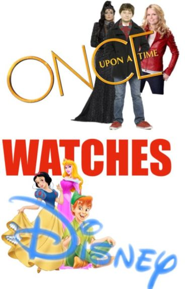 OUAT Watches Disney