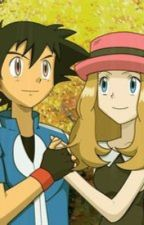 Pokemon X and Y Ash's beginning by LucarioMaster41