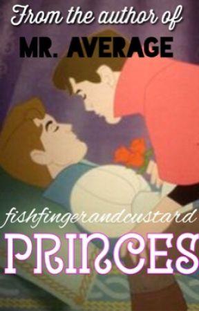 Princes by fishfingerandcustard