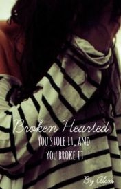 Broken Hearted by JustSomeTeen