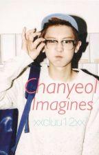 Chanyeol Imagines by xxcluu12xx