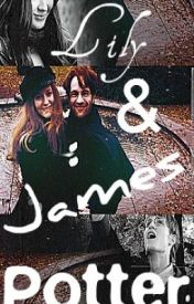 Lily and James Potter by fredfredmole30