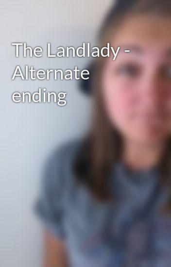 the landlady ending