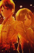 (Eren X Mikasa Book 1) Until the Day I Die by HTK200