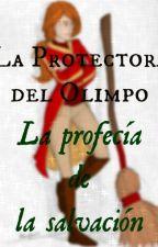 La Protectora del Olimpo I by MareCaso99