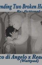 Nico di Angelo x Reader by fictional-life