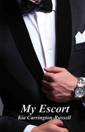 My Escort (Award Winning Author) by kia_crystal