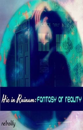 The Fall: Fantasy or Reality - Doctor Who by retrolily