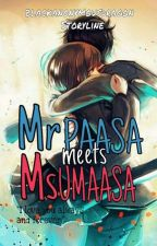 Mr. Paasa meets Ms. Umaasa (on going) by sillymummy